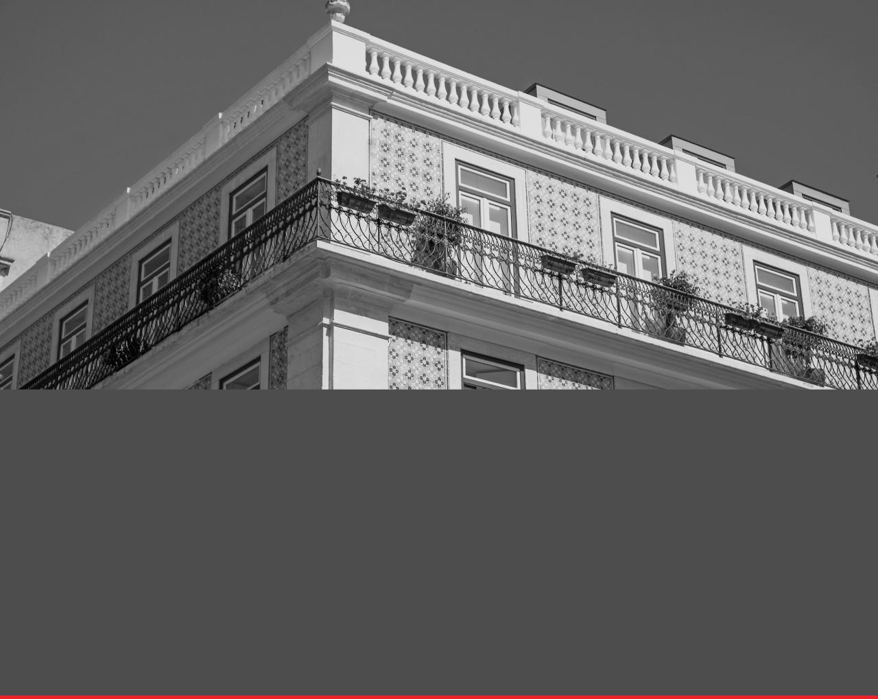 building facade, Lisbon