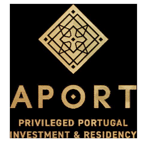 Logo Aport Landing Page