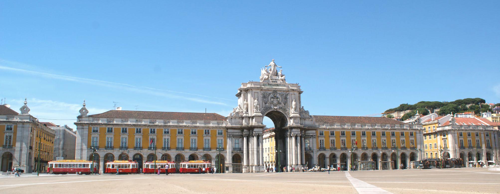 Terreiro do Paço, Lisboa