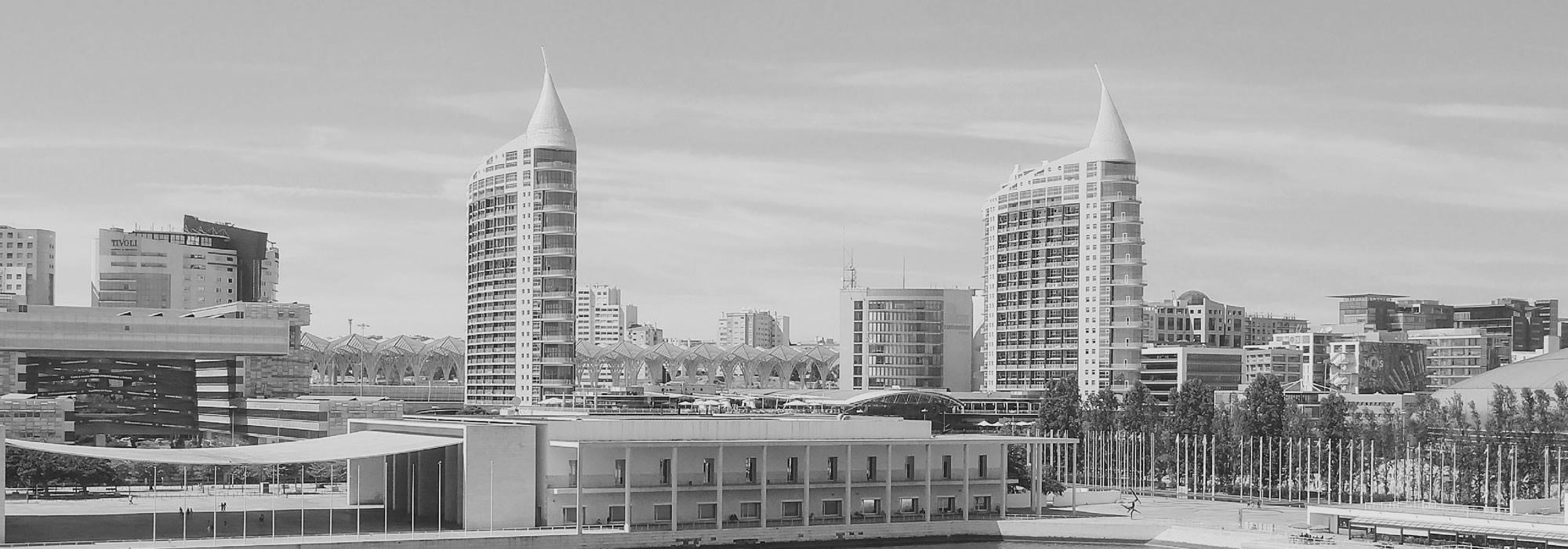Vista da Expo, Lisboa